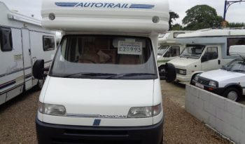 Autotrail Mohican 2 Berth