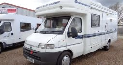 Autotrail Mohican 2002